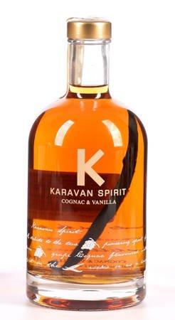 Koniak - Karavan Spirit - Cognac & Vanilla - 0,7l alk. 40%