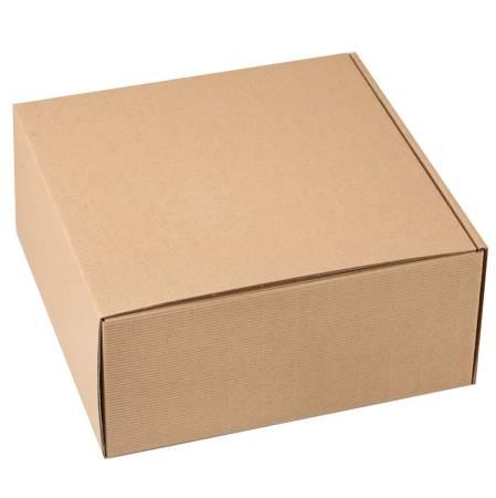 Pudełko prezentowe EKO Kraft 31x31,5x10cm - 10 szt.