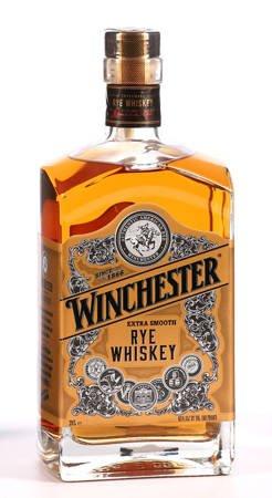Winchester Extra Smooth Rye Whiskey - 0,7l alk. 45% (284)