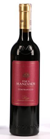 Wino Finca Manzanos - czerwone wytrawne - 0,75l - Hiszpania (273)
