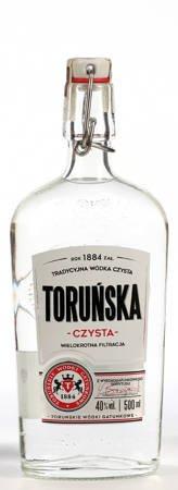 Wódka Torunska Czysta 500ml alk.40% (262)